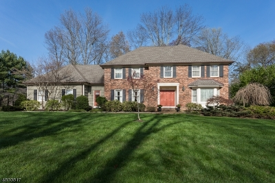 Long Hill Twp Single Family Home For Sale: 139 Shawnee Path