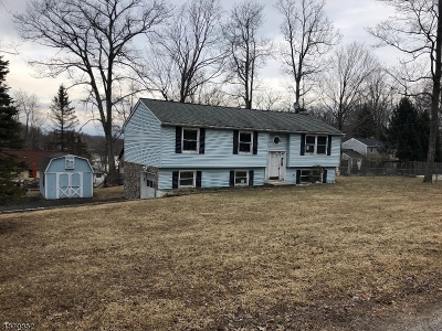 Vernon Twp. Single Family Home For Sale: 407 Phillips Rd