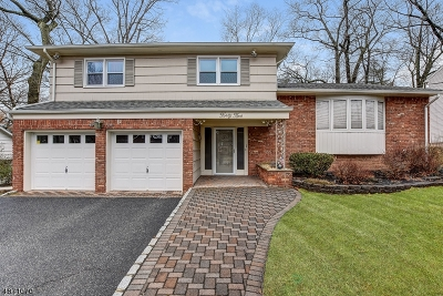 West Orange Twp. NJ Single Family Home For Sale: $532,900