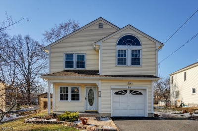 Bridgewater Twp. NJ Single Family Home For Sale: $415,000