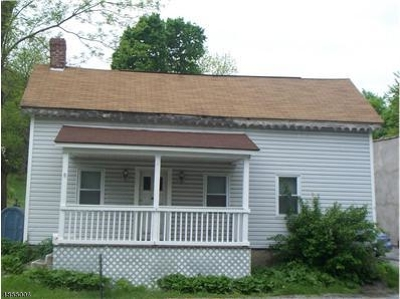 Franklin Boro Single Family Home For Sale: 41 Church St