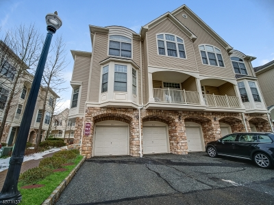 Livingston Twp. NJ Condo/Townhouse For Sale: $500,000