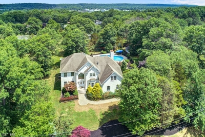 Bridgewater Twp. NJ Single Family Home For Sale: $865,000