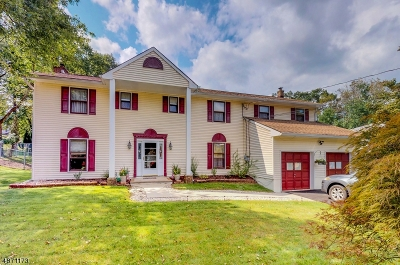 Morris County Single Family Home For Sale: 6 Pleasant Hill Rd