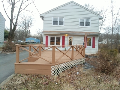 Franklin Twp. NJ Single Family Home For Sale: $299,900
