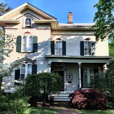 Warren County Single Family Home For Sale: 39 W Stewart St