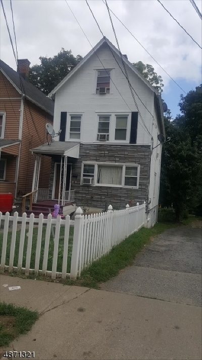 Morristown Single Family Home For Sale: 95 Mills St