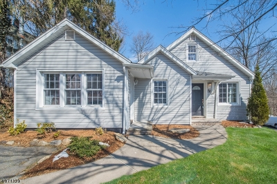 Passaic County Single Family Home For Sale: 74 Star Lake Rd