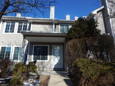 Bedminster Twp. NJ Condo/Townhouse For Sale: $309,999