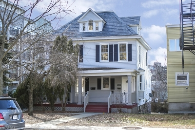 Morris County, Somerset County Rental For Rent: 38 Early St