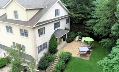 Caldwell Boro Twp. NJ Condo/Townhouse For Sale: $600,000