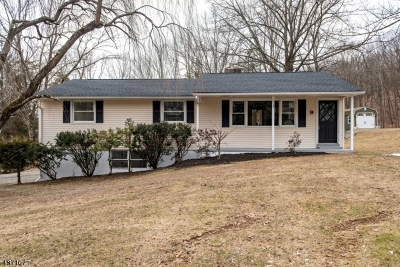 Fredon Twp. Single Family Home For Sale: 9 Glenn Ter
