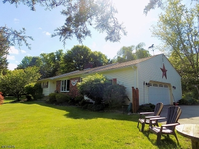Vernon Twp. Single Family Home For Sale: 38 Butternut Dr