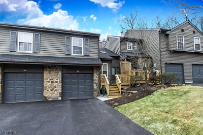 Montgomery Twp. Condo/Townhouse For Sale: 32-C Foxboro Ct #C
