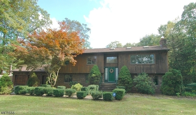 Vernon Twp. Single Family Home For Sale: 23 Sawmill Rd