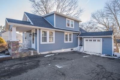 Wayne Twp. Single Family Home For Sale: 387 Black Oak Ridge Rd