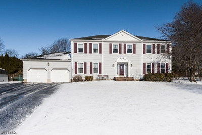 Single Family Home For Sale: 7 E Farmstead Ct