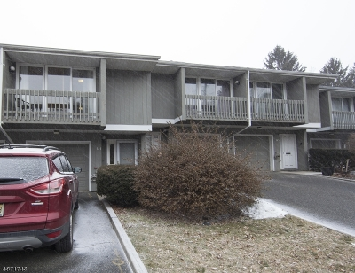 West Orange Twp. NJ Condo/Townhouse For Sale: $279,000
