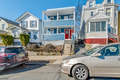 West Orange Twp. Multi Family Home For Sale: 93 Watchung Ave