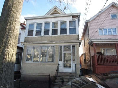Passaic City Multi Family Home For Sale: 97 Summer St