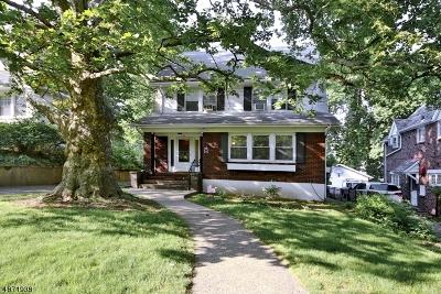 Passaic City Single Family Home For Sale: 422 Terhune Ave