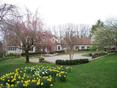 Bernardsville Boro NJ Single Family Home For Sale: $1,500,000