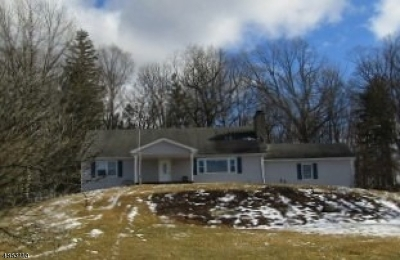 Lafayette Twp. Single Family Home For Sale: 296 Warbasse Jct Rd