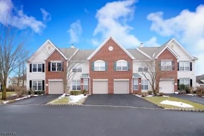 Bridgewater Twp. NJ Condo/Townhouse For Sale: $469,999