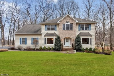 Parsippany-Troy Hills Twp. Single Family Home Sold: 66 Brooklawn Dr