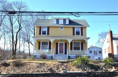 Hanover Single Family Home For Sale: 73 Parsippany Rd