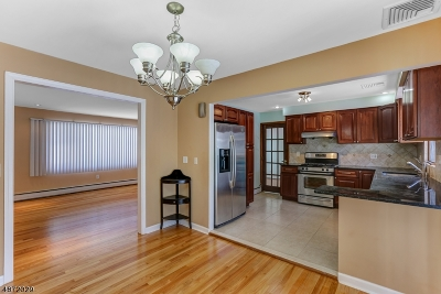 Parsippany Single Family Home For Sale: 24 Sagamore Rd