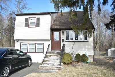 Parsippany Single Family Home For Sale: 28 Lake Shore Dr
