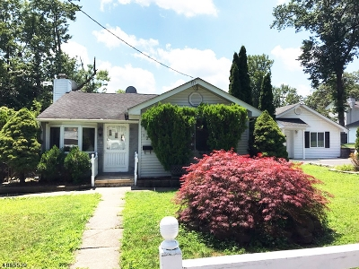 Parsippany-Troy Hills Twp. Single Family Home For Sale: 129 Chesapeake Ave