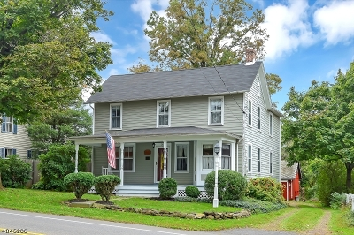 Franklin Twp. Single Family Home For Sale: 248 Quakertown Rd