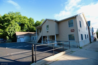 Franklin Boro Multi Family Home For Sale: 75 Main St