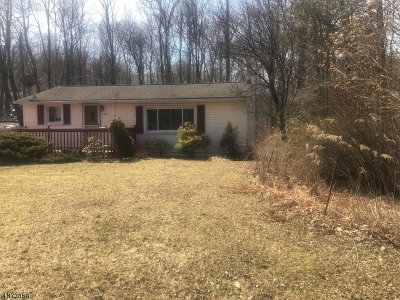 Stillwater Twp. Single Family Home For Sale: 905 Pepperidge Dr