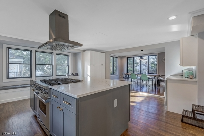Summit Single Family Home For Sale: 5 Hillview Ter