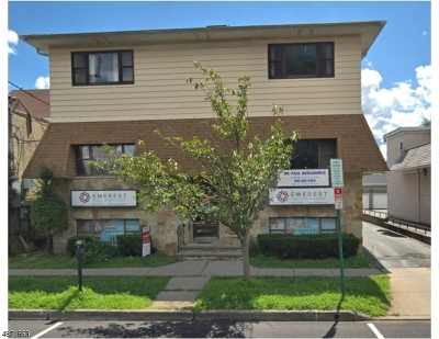 Linden City Commercial For Sale: 629 N Wood Ave #4