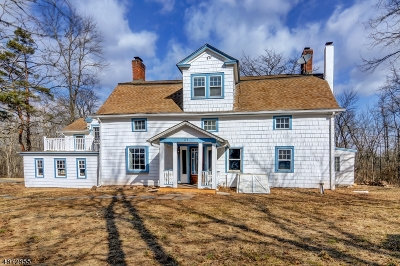 Readington Twp. Single Family Home For Sale: 24 Washington Dr