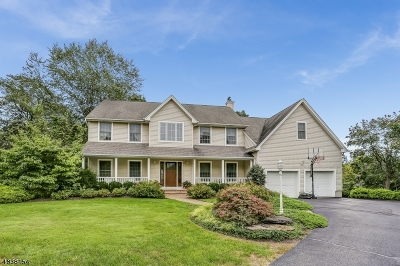 Rockaway Twp. Single Family Home For Sale: 12 Valhalla Way