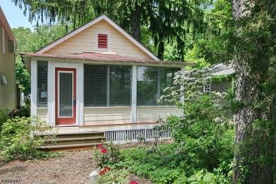 Rockaway Twp. Single Family Home For Sale: 23 Notch Rd
