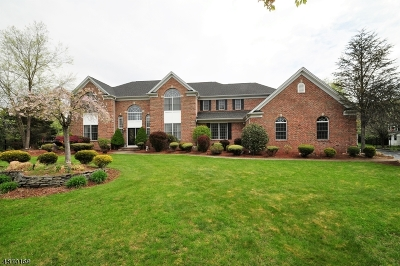 Denville Twp. Single Family Home For Sale: 6 Harcourt Ter