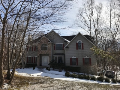 Sparta Twp. Single Family Home For Sale: 6 Sir Arthurs Ct