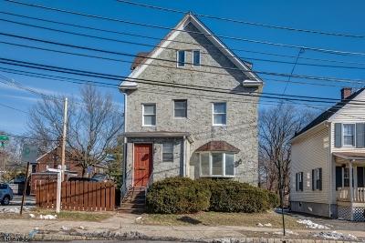 Madison Boro Multi Family Home For Sale: 20 Cook Avenue