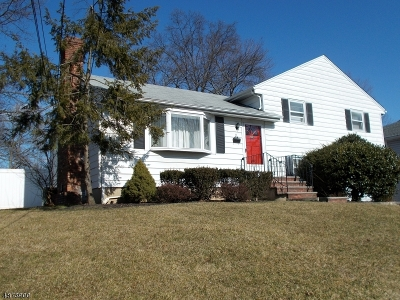 Fanwood Boro Single Family Home For Sale: 11 Arlene Ct