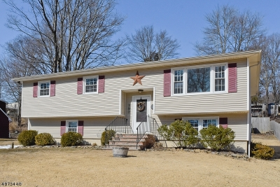 Byram Twp. Single Family Home For Sale: 192 Tomahawk Trl