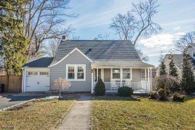 Wyckoff Twp. Single Family Home For Sale: 426 Lincoln Ave