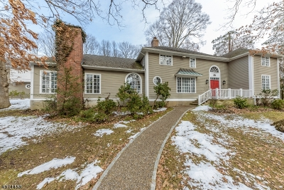 Madison Single Family Home For Sale: 34 Midwood Ter