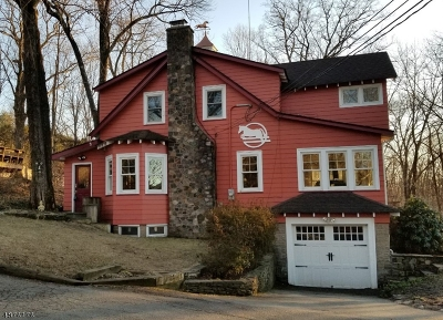 Montville Twp. NJ Single Family Home For Sale: $549,000