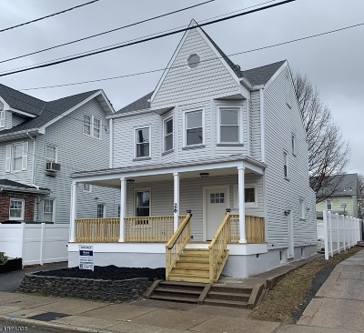 Totowa Boro Single Family Home For Sale: 26 Lincoln Ave